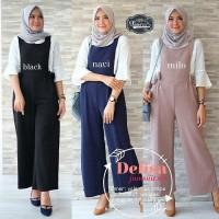 Baju hijab terbaru/baju 2018/hijab ootd/hijab hot - Delisa Jumpsuit