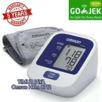 Harga alat ukur alat monitor tensimeter digital omron hem 8712 tensi | antitipu.com