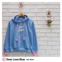 Dear Love Blue Sweater
