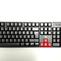 Keyboard Mouse Wireless Combo Multimedia For Office And Gaming