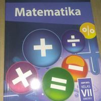 Buku Matematika Kelas 7 SMP Semester 2 Kurikulum 2013 Revisi 2017