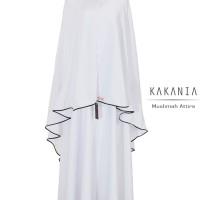 GROSIR JUAL MURAH Gamis Umroh Putih Hijab Premium#gamisspesialumroh