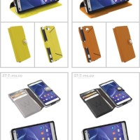 New Walk on Water Drop Off Wallet for Sony Xperia Z3 Compact