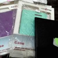 Leather Case / Dompet Tablet / Flipshell Advan T2E atau Hot Sale
