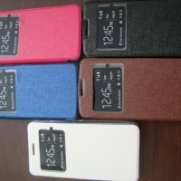 Flipshell / Leather Case / Dompet HP Oppo Find 5 Mini ( Berkualitas