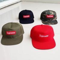 SNAPBACK SUPREME topi top grade like ori keren murha bagus baru ready