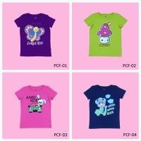 Grosir Kaos Anak Branded Motif Perempuan