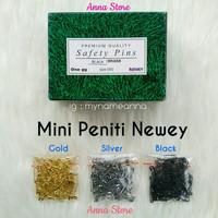 Peniti Premium Newey (Black/Hitam dan Gold)