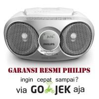 COMPO TAPE PHILIPS AZ215 Pemutar CD FM RADIO Kaset