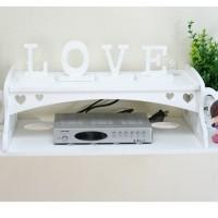 Heart Set Top Box / Rak Dinding Router, DVD, Dll