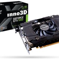VGA/GPU Inno3D/Inno 3D GTX1060/GTX 1060 3GB/3 GB COMPACT GDDR5 RESMI