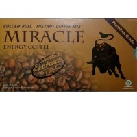 Miracle Coffee - Kopi Miracle - kopi stamina
