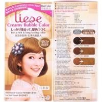 LIESE CREAMY BUBBLE HAIR COLOR MILK TEA BROWN