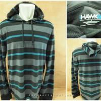 Hoodie Tony Hawk Salur Biru Original
