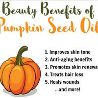 Pumpkin Seed Oil 10ml/Natural Oil