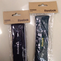 Headband Reebok original 2pcs