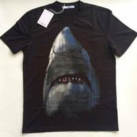 Givenchy Shark T Shirt for men sz L