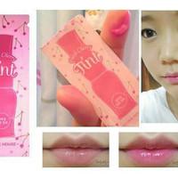 Etude House Fresh Cherry Tint / Lip Tint PINK SAMPLE