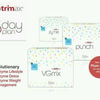 OPTRIMAX 5 DAY PLAN + 5 PLUM DELITE ( FREE BOTOL SHAKER )