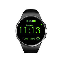 Smartwatch KW18 Heart rate - Sim Android IOS