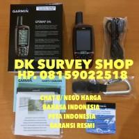 PROMO GPS GARMIN GPSMAP 64s / 64 s / 64si / 64 si + Peta Indonesia