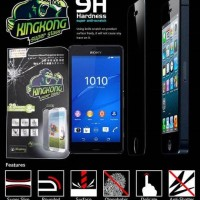Jual Kingkong Tempered Glass Sony Xperia Z3 Compact D5803