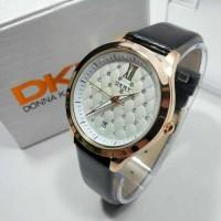 Jam tangan DKNY sofa cewek tali hitam MURAH