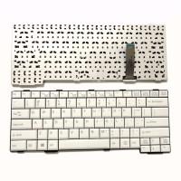 Keyboard Fujitsu Lifebook SH761 SH561 SH760 SH560 E751 S761 White