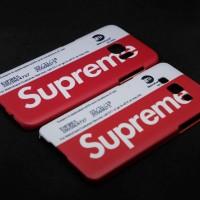 Supreme Metro Card case Samsung A3 A5 A7 s6 s7 s8 edge j2 j3 j5 j7 c9
