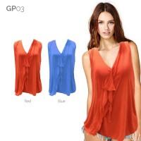 GP03 - Plus Size Blouse Trendy