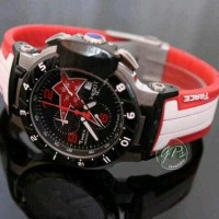 Jam Tangan Pria Tissot T-race Moto Gp Nicky Hayden White Red