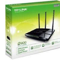 Wireless Dual Band Gigabit Router TP-LINK TL-WDR4900 N900
