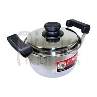 160018 Panci / Sauce Pot 18 cm ZEBRA