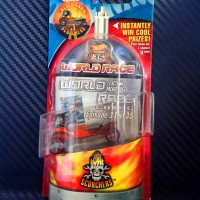Z-25 Hot Wheels World Race Red Baron