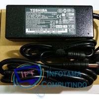 Harga adaptor charger toshiba satelit portege 19v 3 95a 5 5 2 5 original | antitipu.com
