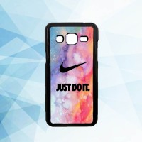 Casing Samsung Galaxy J3 2015 Nike Colourful Cloud X5678