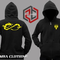 Hoodie Zipper Kamen Rider Ryuki Dragon Knight - ZEMBA CLOTHING
