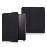 MENARIK Amazon Kindle Oasis 7 eBook Folio Magnetic Leather Cover Case