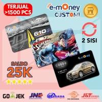 Emoney Etoll E-money E-toll Mandiri Custom