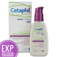 Cetaphil dermacontrol SPF 30 oil control facial moisturizer