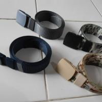 Ikat Pinggang Kepala Plastik - Anti Metal Detector Airport
