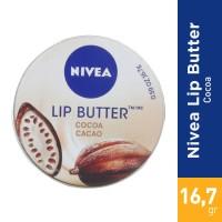 Nivea Lip Butter - Cocoa - 16.7 gr