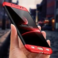 Samsung Galaxy J7 Pro 2017 HARDCASE 360 full cover casing hp thin case