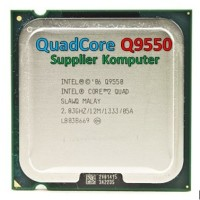 PROCESSOR CORE2 QUAD QUAD CORE Q9550 Proc intel core 2 quad q9550