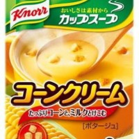 Knorr Ajinomoto Cup Soup Corn Cream Plenty of Grain 3 Cups