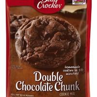 Bahan Kue Betty Crocker Cookie Mix Double Chocolate Chunk