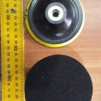 Tatakan Amplas Velcro Velcro Pad Dudukan Amplas Vecro PREMIUM JA0474