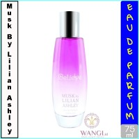MUSK BY LILIAN ASHLEY 75ML : BELIEVE PARFUM ORIGINAL UNTUK WANITA