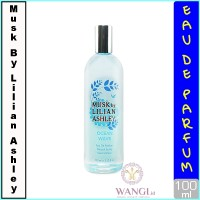 MUSK BY LILIAN ASHLEY 100ML : OCEAN WAVE PARFUM ORIGINAL UNTUK WANITA