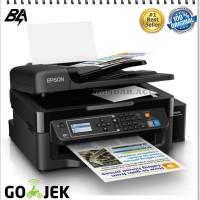 Printer Epson L565 All in One Print, Scan, Copy, Fax, Wi-Fi Original